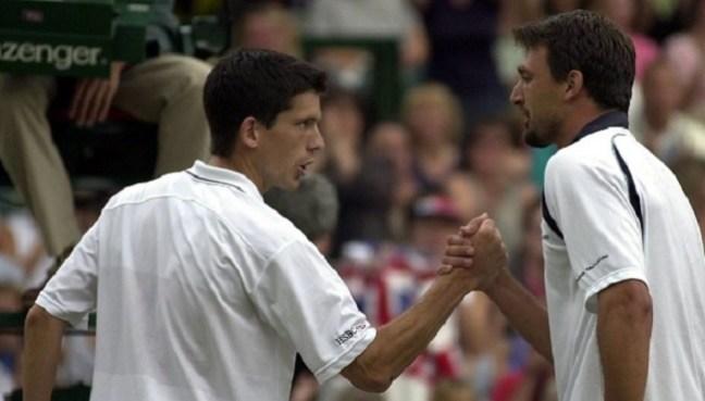 Tim Henman vs Goran Ivanisevic Wimbledon 2001