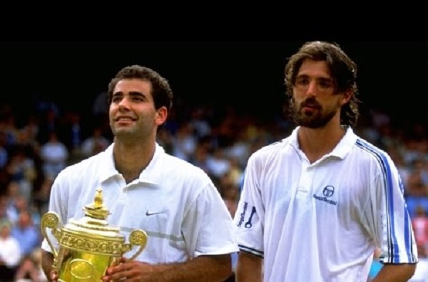 Ivanisevic vs Sampras Wimbledon 1998 Final