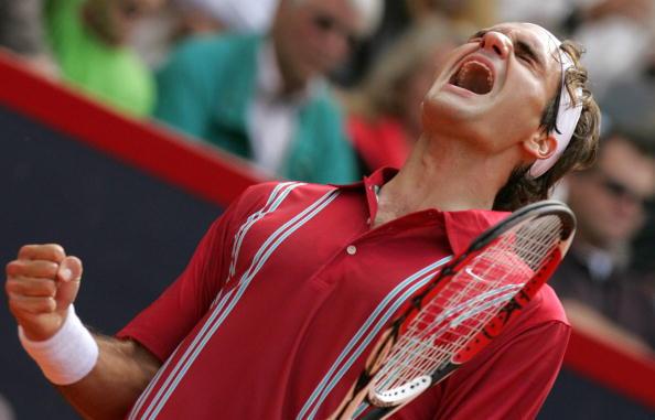 Federer Nadal Hamburg 2007