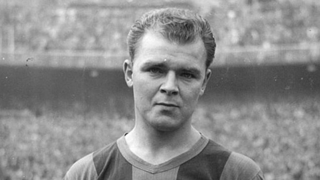 FC Barcelona Greatest XI - Ladislao Kubala