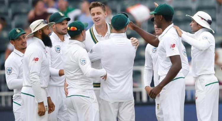 South Africa beat Australia by record margin to seal famous series win