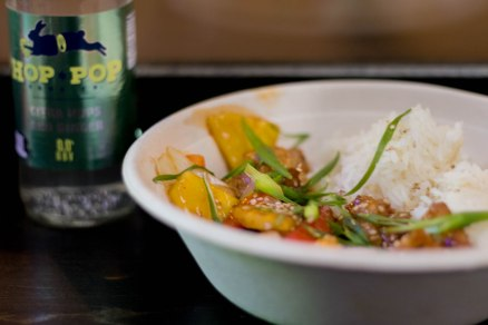 Special: Sweet and Sour Pork