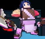 Candy Barbarian Set