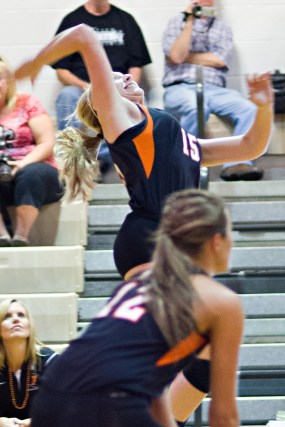 Sports Action Photo - Volleyball
