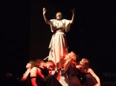 The Oresteia March 2012 Ghost Queen & Furies