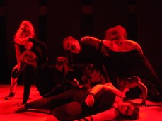 The Oresteia March 2012 The Furies