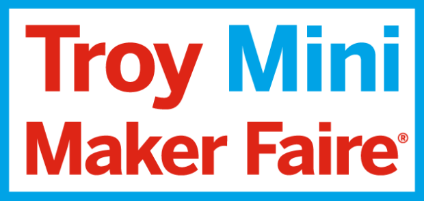 Troy Mini Maker Faire logo