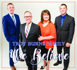 Troy Burns Family In Concert @ Berry Freewill Baptist Church