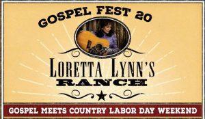 Cave City, KY ( Loretta Lynn's Gospel Fest) – VENUE CHANGE @ Cave City Convention Center