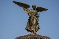 Bethesda Fountain, Central Park NYC