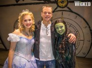 Savannah Stevenson, Matt Damon, Emma Hatton