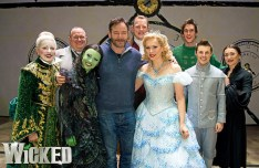 LIza Sadovy, Tom McGowan, Emma Hatton, Jason Isaacs, Sean Kearns, Savannah Stevenson, Oliver Savile, Daniel Hope, Katie Rowley Jones