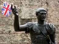 Trajan is TeamGB, Tower Bridge U.K.