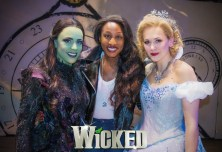 Natalie Andreou, Beverley Knight and Savannah Stevenson
