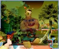 Fine art. Digital painting. SpongeBob, Sponge Bob