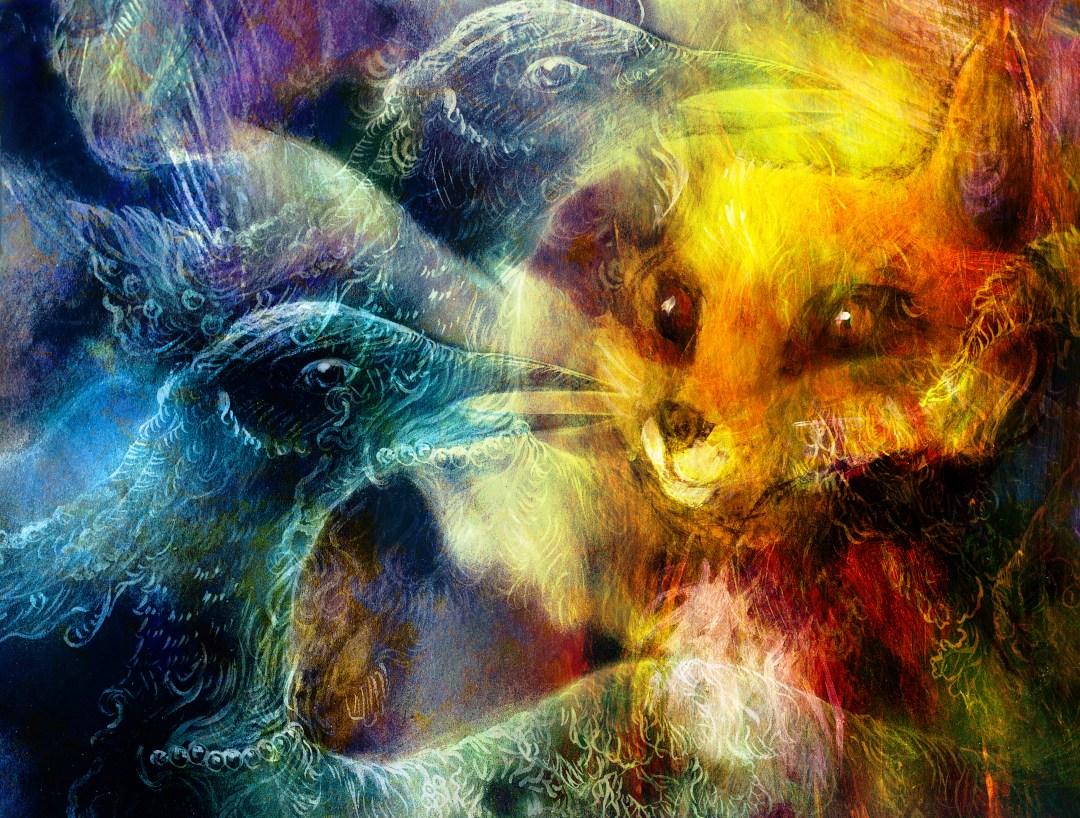 Discovering my spirit animal - Troy Erstling