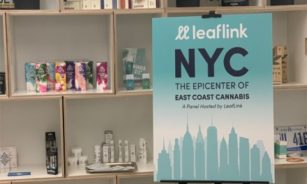 Cannabis Leaders Converge at LeafLink's NY Headquarters to Discuss the Market