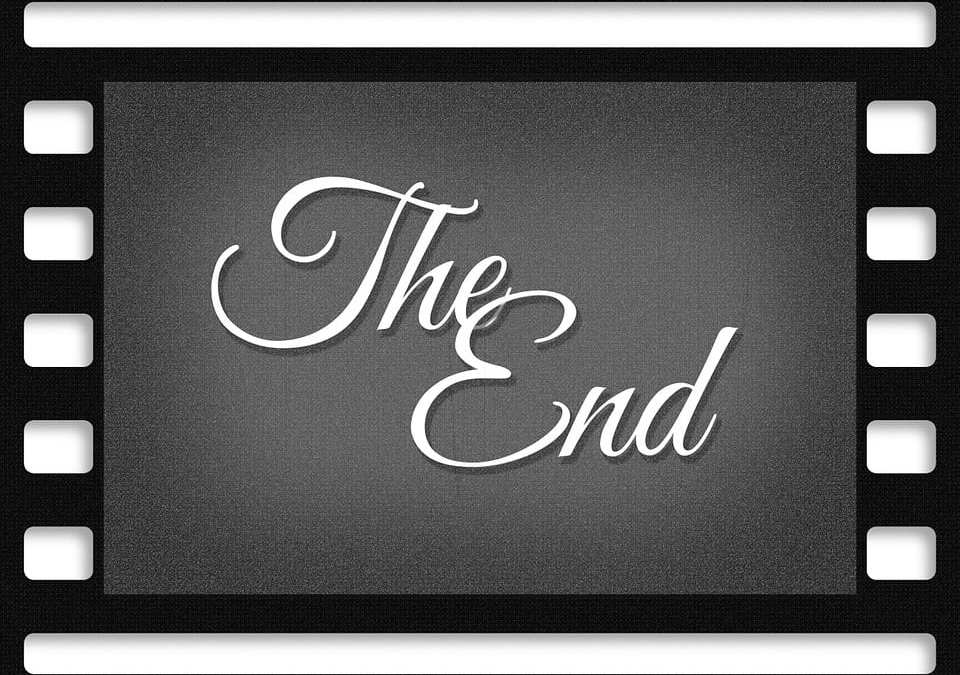 "What It's Like to Write ""The End"" Again"