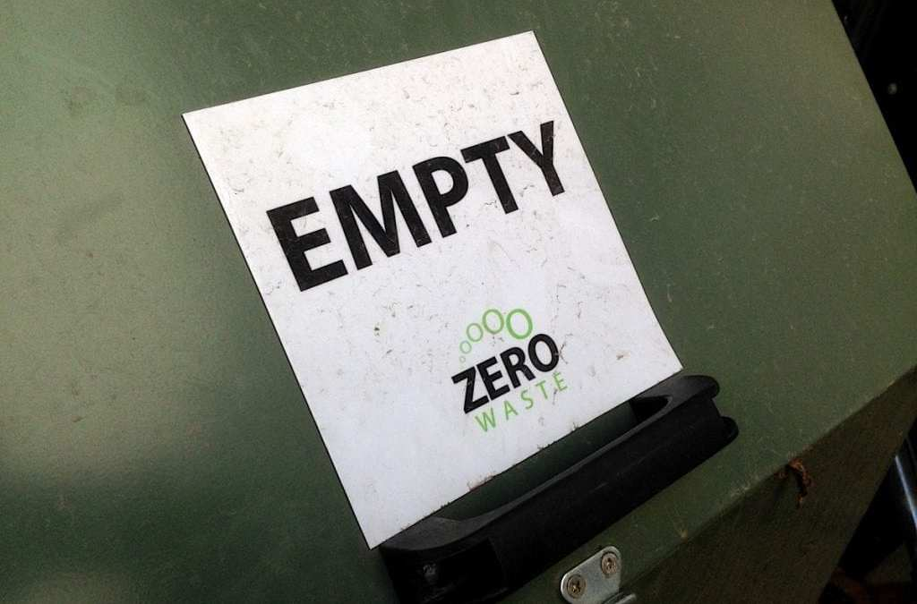 Follow The 3 R's To Become A Zero-Waste Business