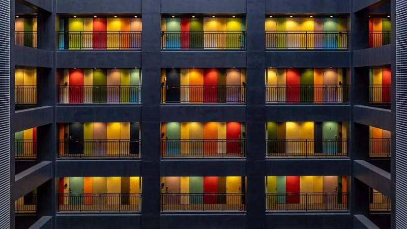 safe apartment