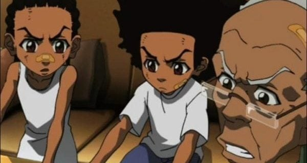 revisiting the boondocks comic