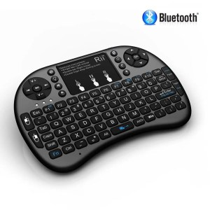 Rii i8+ Bluetooth Mini Wireless Keyboard and Mouse Combo