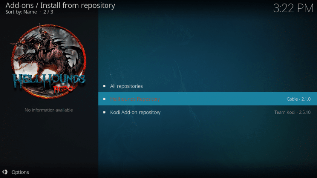 choose hellhounds repository