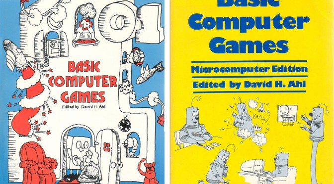 Play BASIC Computer Games Online