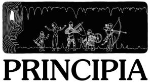 Principia Apocrypha cover