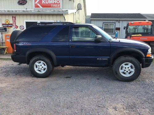 small resolution of 1999 chevy blazer m646 vehicle specification