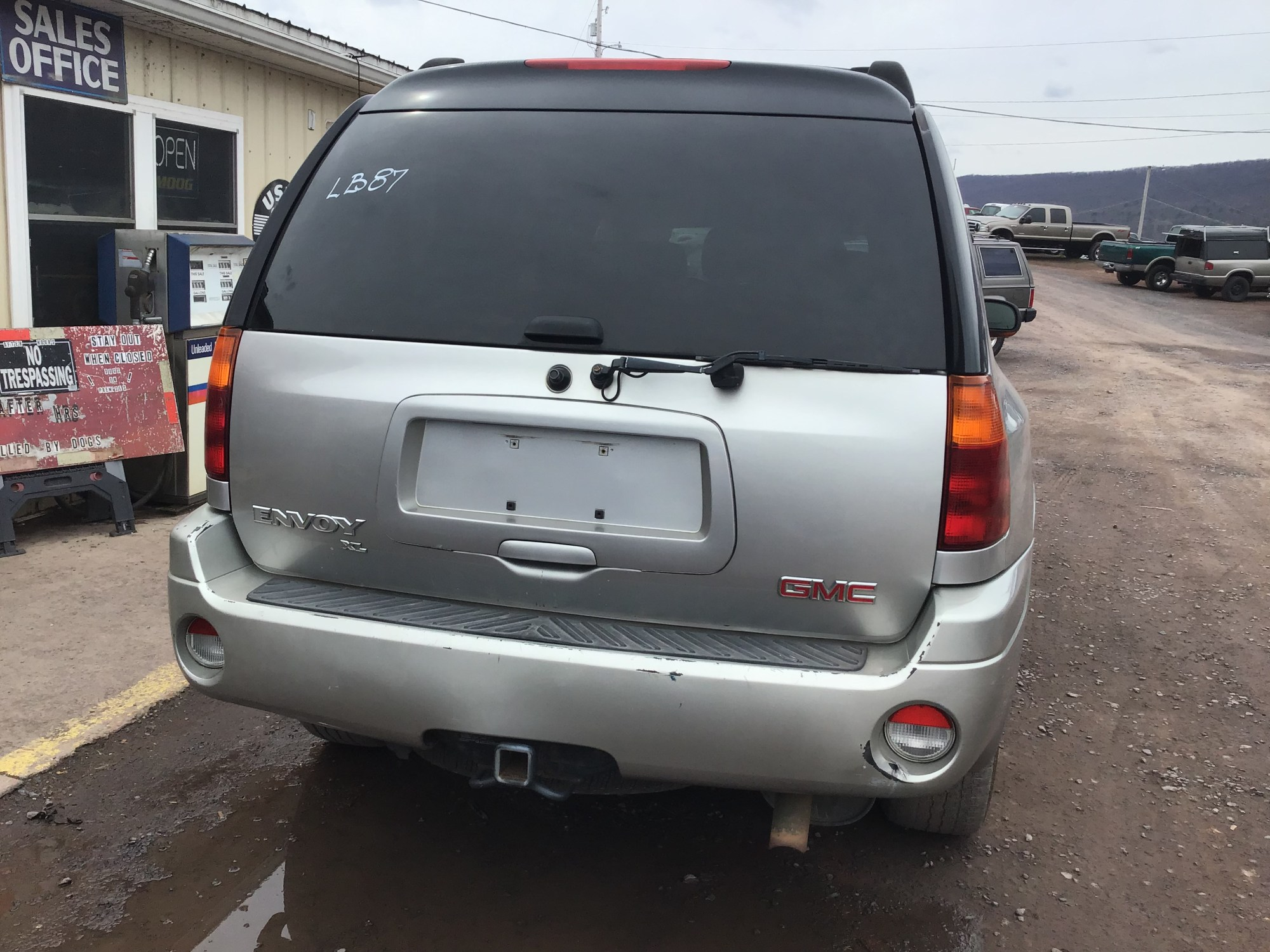 hight resolution of 2004 gmc envoy w048 vehicle specification