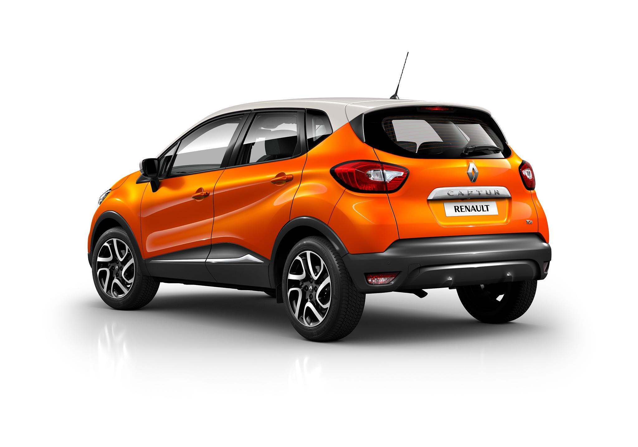 Renault Captur - CGI