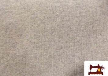 gris chandal claro tela camiseta sudadera medio telas comprar jogging tissu sweat moyen infantiles trozosytelas costura