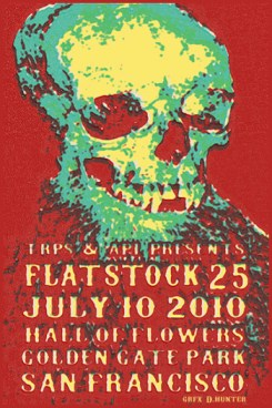 Flatstock 25 by Dave Hunter