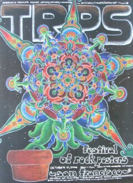 Festival Of Rock Posters 2006 by Ryan Kerrigan