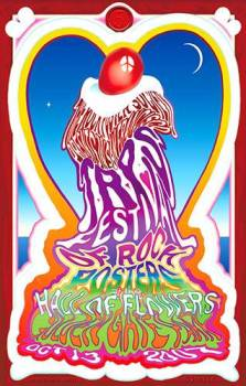Festival of Rock Posters 2007 by Lee Conklin