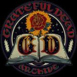 Grateful Dead Archive logo by Gary Houston