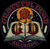 Grateful Dead Archive logo by Gary Houston
