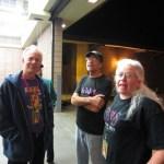 TRPS Members Ron, Pete, & Pam