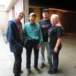 TRPS Members Ron, Jeff, Pete, & Pam