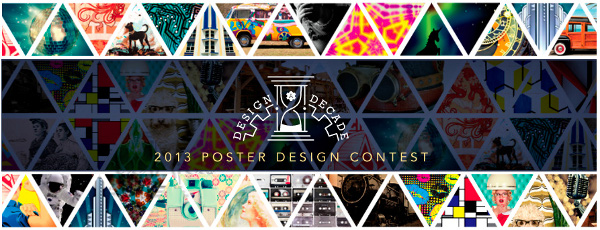 PsPrint 2013 Design a Decade Poster Contest