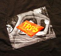TRPS t-shirt by Art Chantry