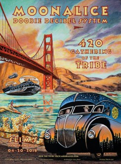 M900 › 420 Gathering of the Tribe, Slim's, San Francisco, CA