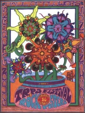 Festival Of Rock Posters 2004 by Ryan Kerrigan