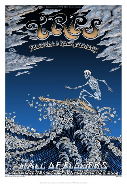 TRPS poster by EMEK