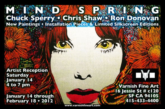Mind Spring at Varnish Fine Art