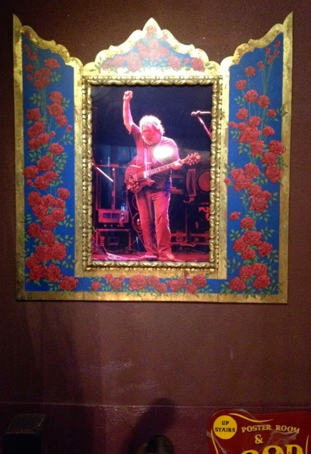 Fillmore Jerry Garcia shrine