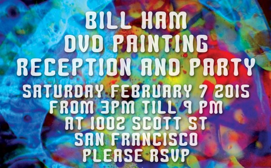 Bill Ham DVD Painting Reception & Party