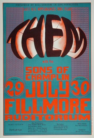 Poster by Wes Wilson, 1966