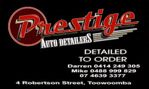 Prestige Auto Detailers